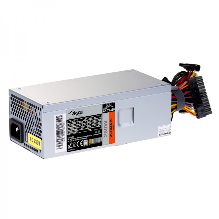 Main image Power Supply TFX AK-T1-250 250W 80+ Gold