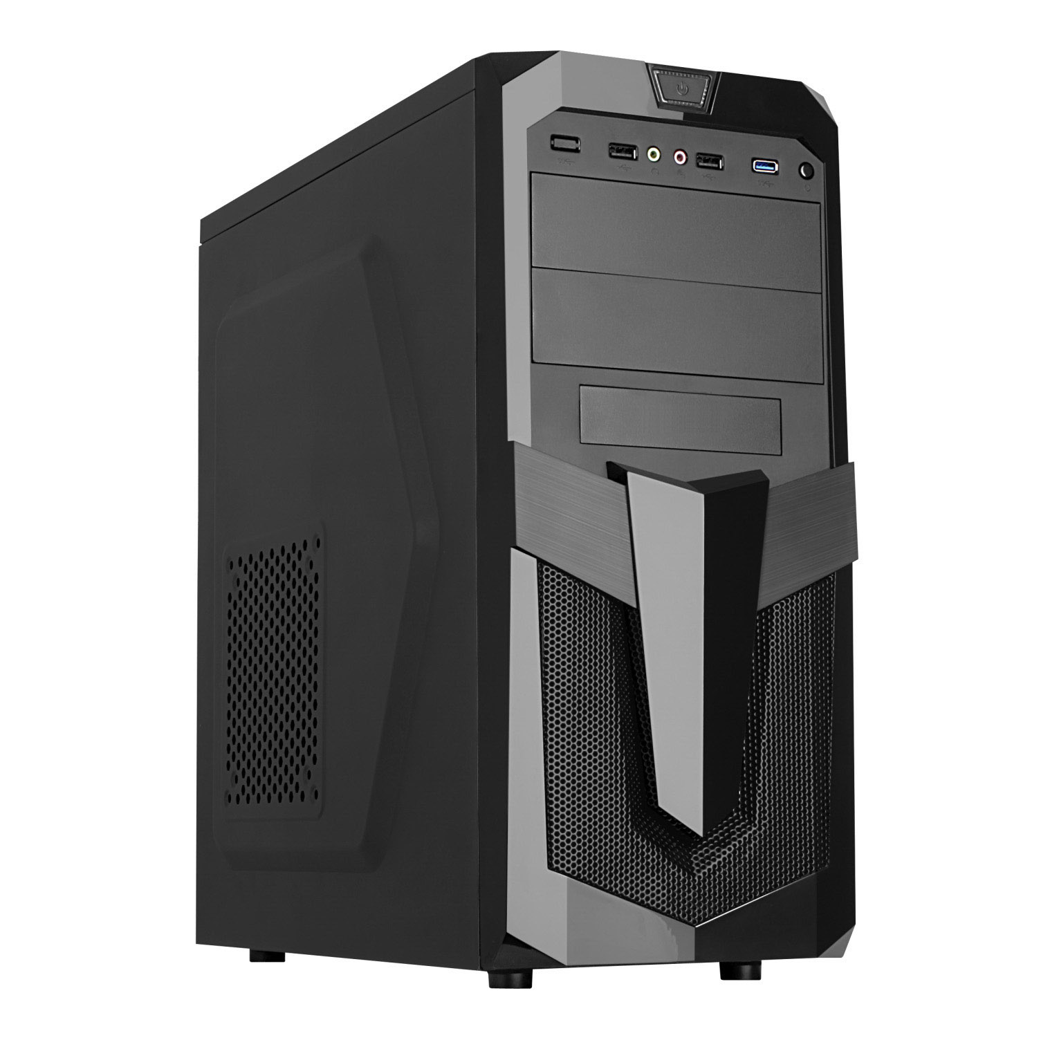 Main image Midi Tower ATX Case AKY25BK