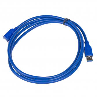Main image Extension cable USB 3.0 A / USB A 1.8m AK-USB-10