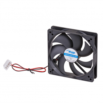 Fan 120mm MOLEX black AW-12A-BK
