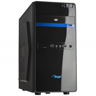 Main image Micro Tower ATX Case AK727BL