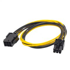 PCI Express 6-pin Extension cord AK-CA-46