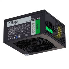 Power Supply semi-modular ATX AK-P4-600 600W