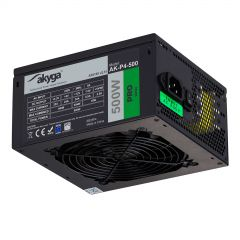 Power Supply semi-modular ATX AK-P4-500 500W