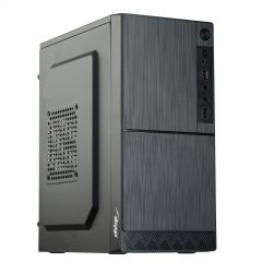 Micro Tower ATX Case AK35BK
