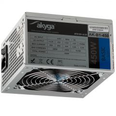 Power Supply ATX AK-B1-450 450W