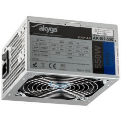 Power Supply ATX AK-B1-550 550W