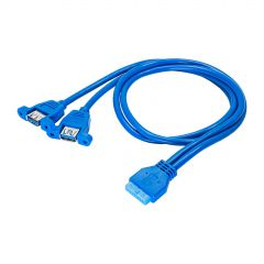 Adapter goldpin ATX to 2xUSB 3.0 AK-CA-62