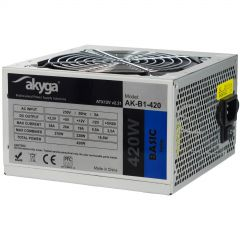 Power Supply ATX AK-B1-420 420W