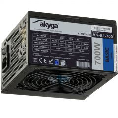 Power Supply ATX AK-B1-700 700W BLACK EDITION