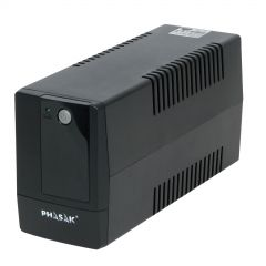 Uninterruptible Power Supply UPS Phasak AK-UP1-400 400VA 240W
